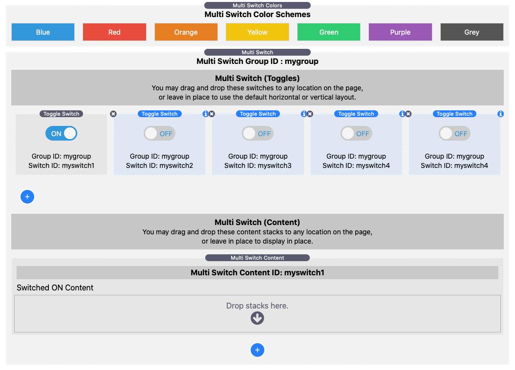 Multi Switch Screenshot