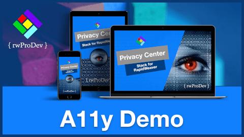 A11y Demo Video